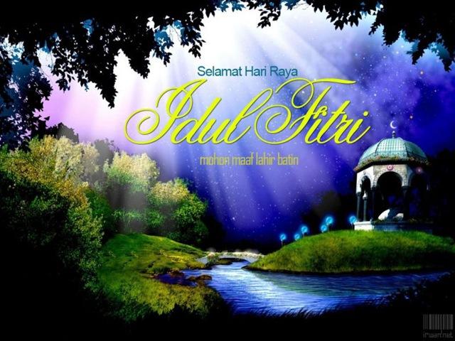 Selamat Hari Raya Idul Fitri Bocahsastra